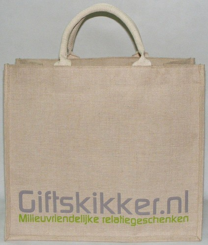 Big - jute shopper