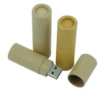 Paperstick Usb gerecycled karton