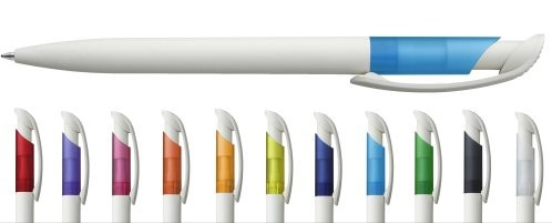 Bioplastic promo pen met cellulose - Super