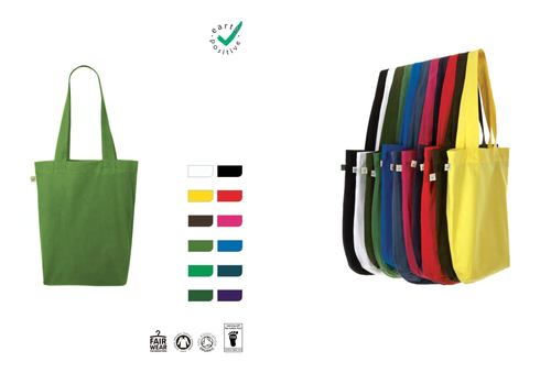 Fair organic Tas - Comes in colours