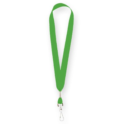 Lanyard van 100% gerecycled PET