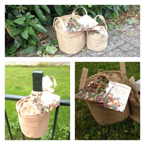 Kerstboom groeizak - growersbag jute