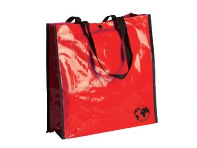 Andy tas van gerecycled pet