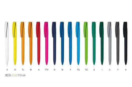 Cobra twist gerecycled plastic giftskikker nl  wereldvriendelijke relatiegeschenken