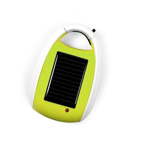Hookie solarcharger